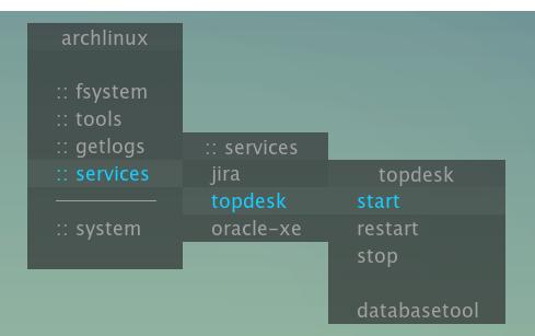 TOPdesk Virtual Appliance op Linux